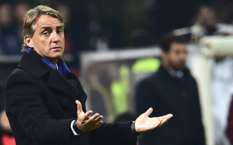 Mancini lascia l'Inter?