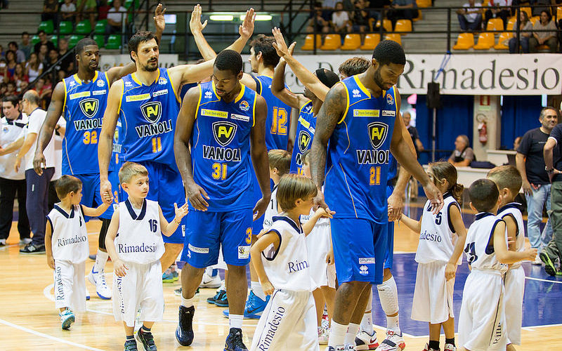 Consultinvest SIM è sponsor di Vanoli Basket Cremona