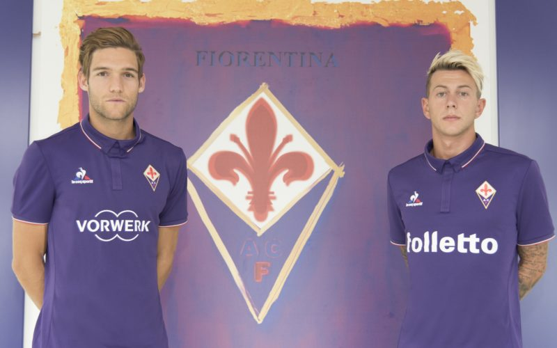 Vorwerk Folletto sponsor della Fiorentina