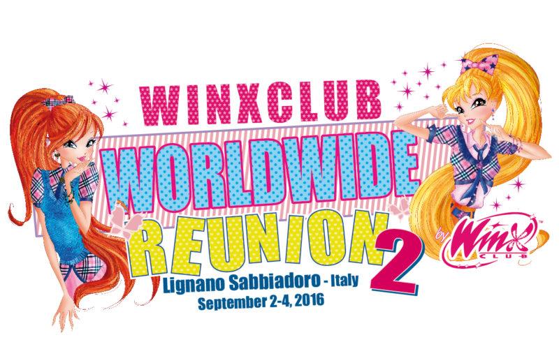 Winx reunion a Lignano Sabbiadoro dal 2 al 4 settembre