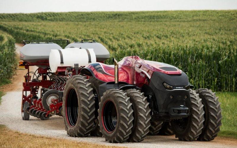 Rivoluzione agricola: CNH Industrial presenta il trattore 'autonomo'