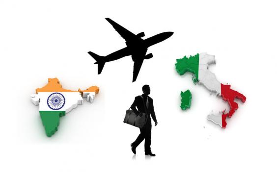 India fuoco di paglia per l'export italiano?