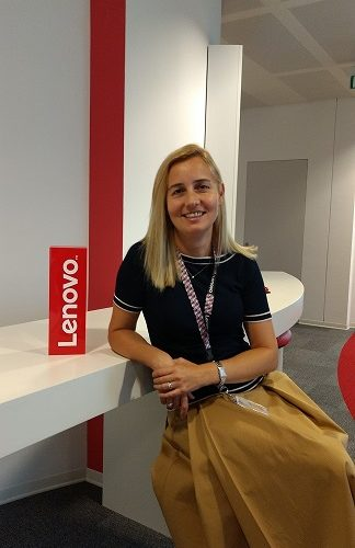 Manuela Lavezzari nuovo marketing director emea di Lenovo