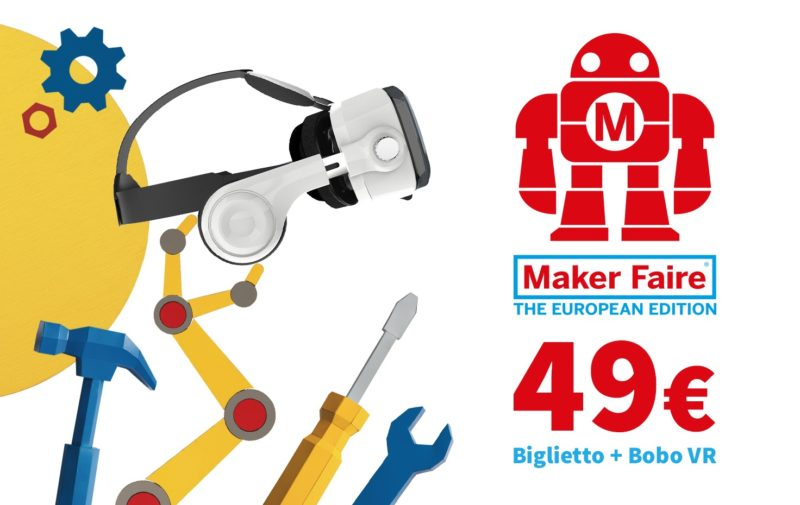 Maker Faire 3D