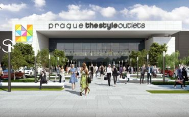 Neinver a Praga con la partner The Prague Outlet
