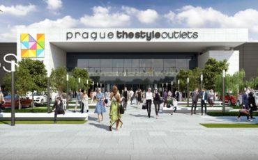 Neinver a Praga con la partner The Prague Outlet