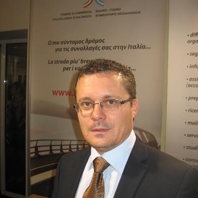 Intervista a Marco Della Puppa della Camera Italo-Ellenica di Salonicco