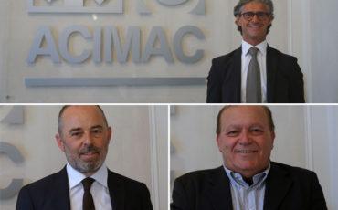 Benedetti, Lamberti, Manzini alla vicepresidenza di Acimac