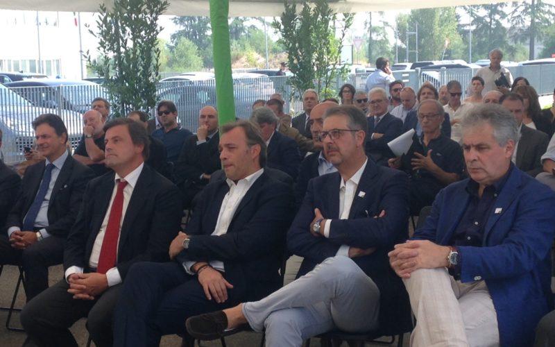 Aton inaugura l'headquarter di Modena