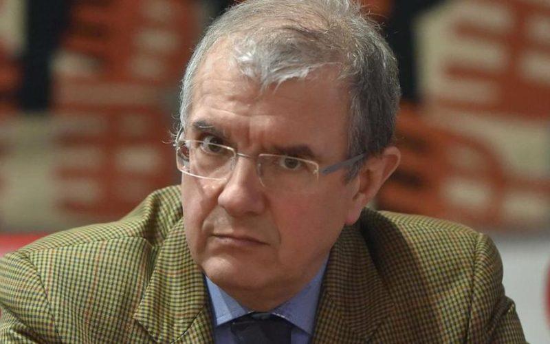 Massimo Mucchetti al nuovo quartiere generale di Siemens