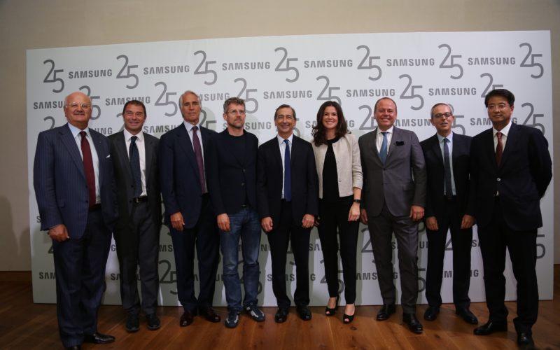 Samsung in Italia vale 1,3 miliardi di euro