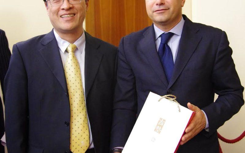 3,7 mld di scambi tra Milano e la Cina nei primi sei mesi 2016