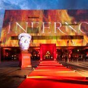 Inferno: l'anteprima mondiale di Firenze firmata PalazziGas