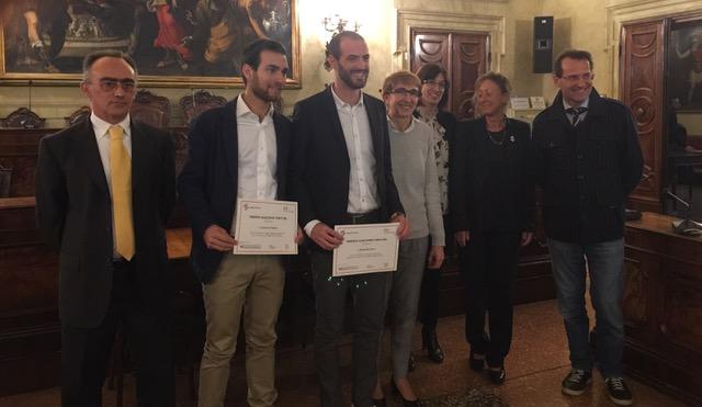 Assegnato il premio Giacomo Venturi promosso da Legacoop