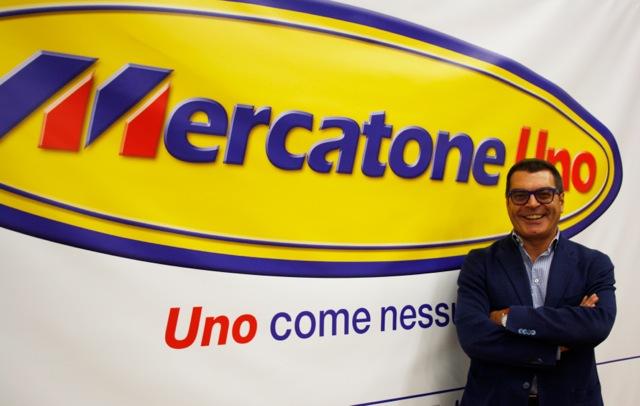 Gasperini è il nuovo direttore generale di Mercatone Uno