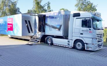 Il roadshow Ricoh fa tappa a Milano