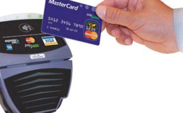 Pagamenti contectless in crescita del 360% con i servizi Mastercard
