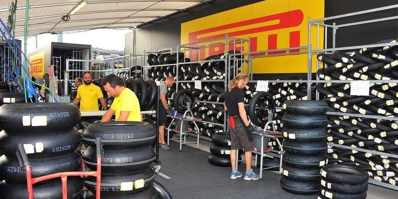 Superbike: a Jerez de la Frontera Pirelli prepara il penultimo round