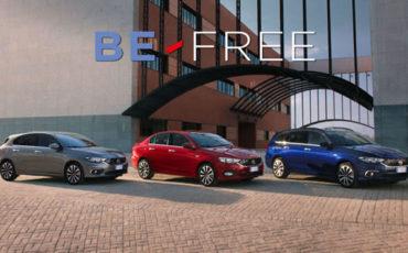 Fiat viaggia veloce con Be-Free di Leasys