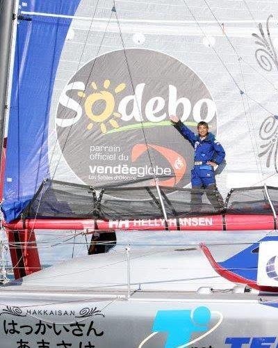Helly Hansen partecipa (da partner) alla mitica Vendée Globe