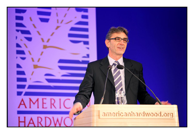 Ma che ci importa a noi del futuro del legno a latifoglia americano?
