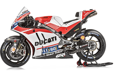 Ducati Corse in pole position con Accenture