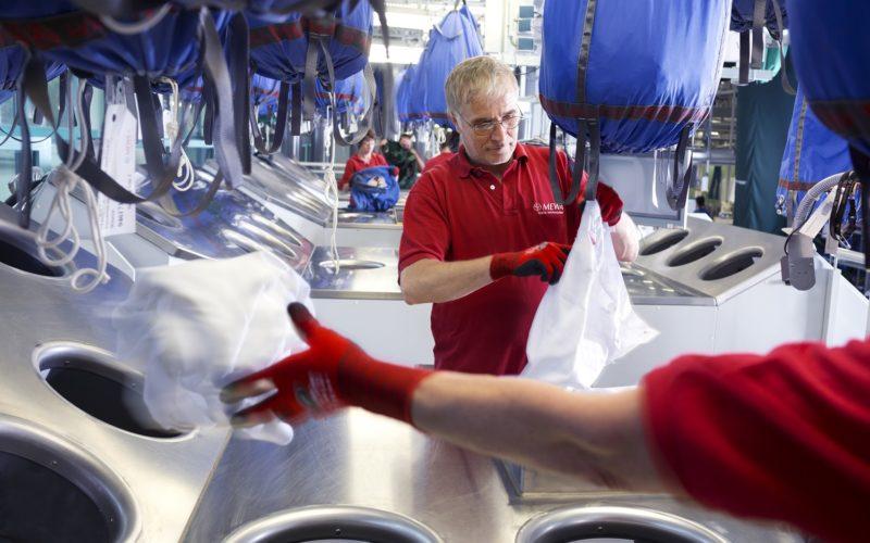 Come gestire tessili aziendali in outsourcing