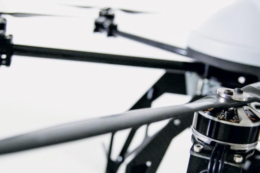 Skyrobotic ottiene la certificazione di progetto da ENAC per i droni SR-SF6