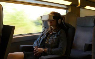 Sul TGV le prime visioni come al cinema