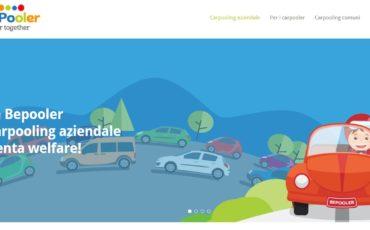 Carpooling come welfare aziendale con BePooler