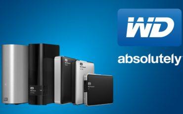 Western Digital presenta uno storage esterno da 20 TB