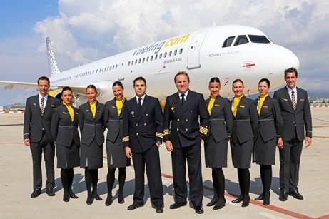 Vueling seleziona piloti per il 2018. In attesa di nuove tratte