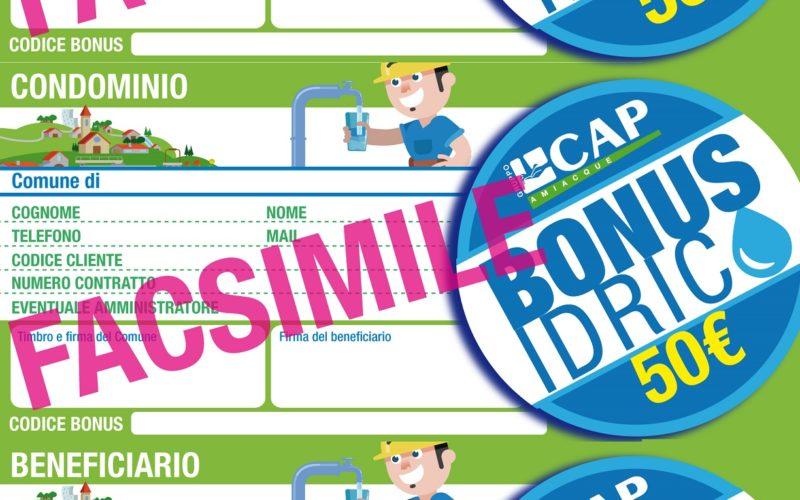 Bonus idrico: a Milano in arrivo 2 milioni di euro