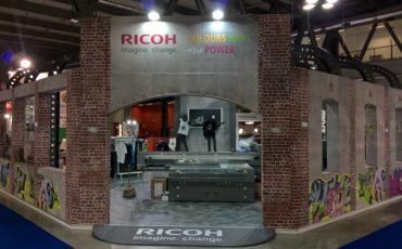 Viscom 2017: full immersion nelle applicazioni allo stand Ricoh