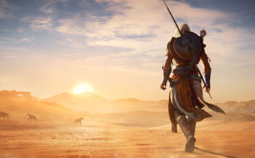 Assassin's Creed Origins alla 51ma edizione di Lucca Comics & Games