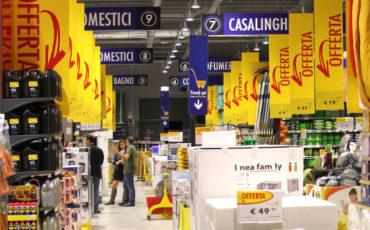 Mercatone Uno cede 68 punti vendita a Shernon Holding e Cosmo