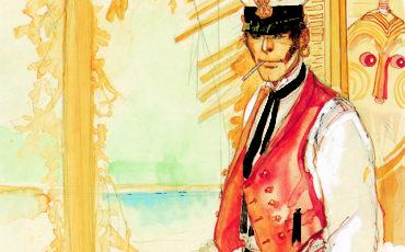 La ballata di Corto Maltese a Lucca Comics & Games
