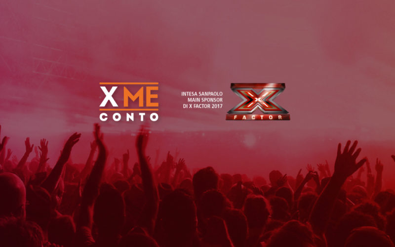 X Factor 2017: è il momento di Intesa Sanpaolo