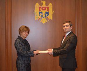 L'Ambasciatrice Italiana in Moldova a caccia di Prosecco