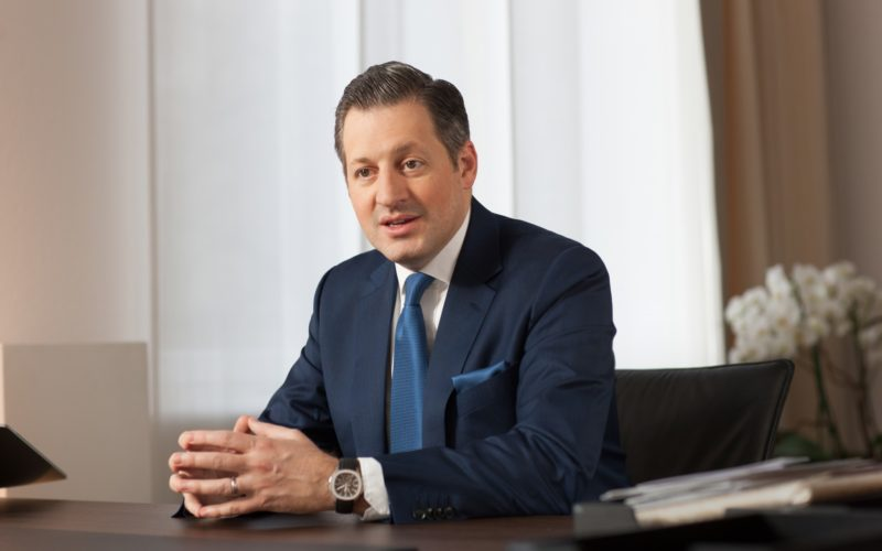 Boris Collardi to join Pictet as new partner by mid 2018
