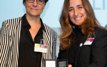 Betta Maggio con U-Earth Biotechnologies vince il Premio GammaDonna 2017