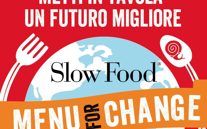 Cuochi d'Italia contro il cambiamento climatico con Menù for Change