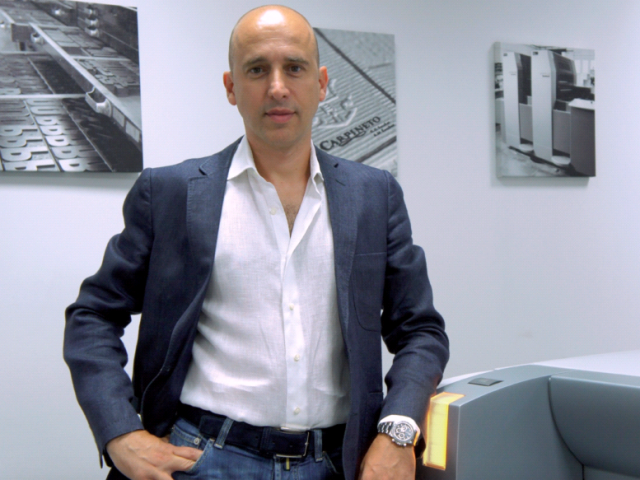 Giacomo Cioni è il nuovo presidente di Fedart Fidi