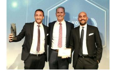 Selltek vince l'HP EMEA award 2017 come miglior rivenditore