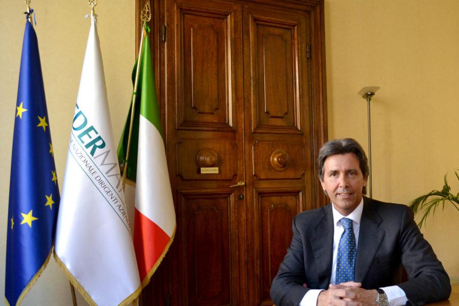 Federmanager Roma conferma il suo presidente