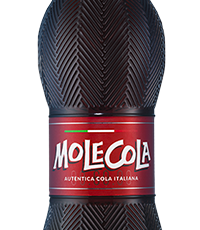 Molecola la cola italiana al 100% presenta il nuovo pack