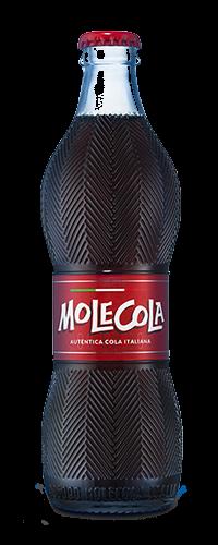 Molecola la cola italiana al 100% presenta il nuovo pack