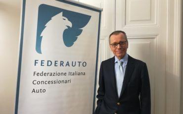 Federauto ha un nuovo presidente