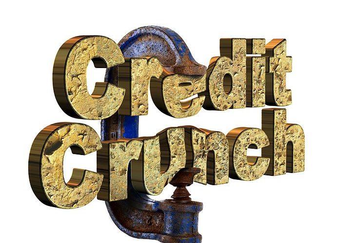 Credit crunch: scesi di 37 miliardi i prestiti alle aziende nel 2017