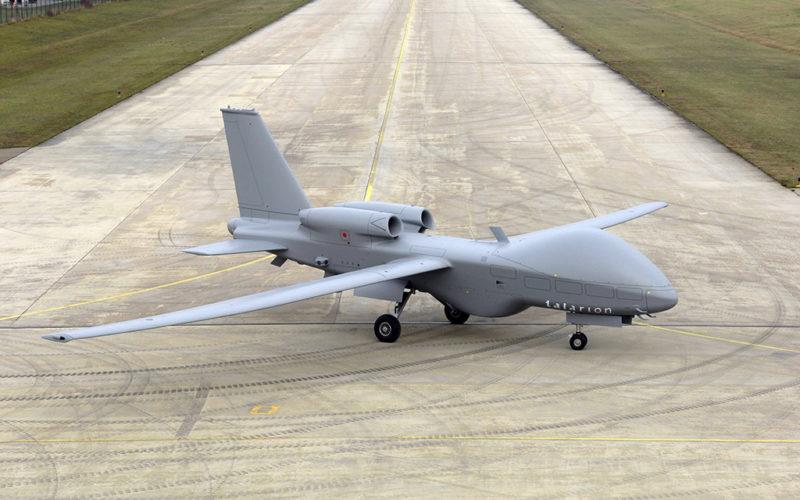 European MALE drone: quattro leader si accordano per partecipare insieme